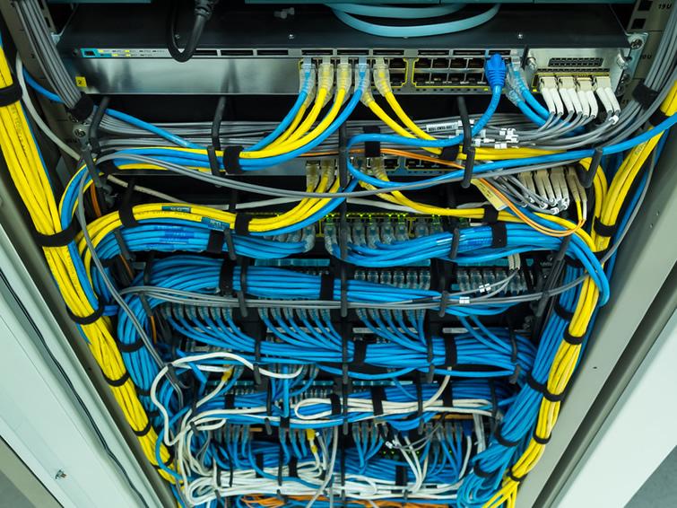 Stukturierte Verkabelung Lwl Custructured Cabling Het Gmbh